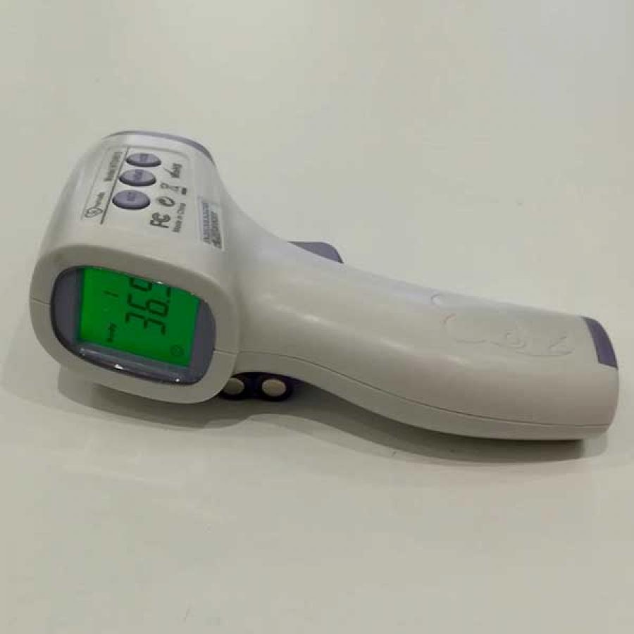Termometro digitale a infrarossi: misurazione in un secondo!