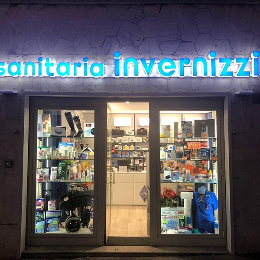ERNESTO INVERNIZZI S.P.A. 140 ° Anniversario APERTURA NUOVO PUNTO VENDITA IN ROMA – VIA IGEA (ZONA CAMILLUCCIA/TRIONFALE)